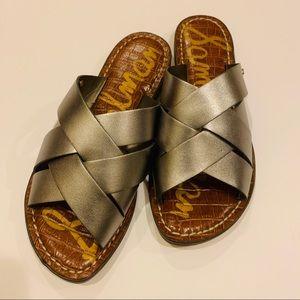 1dcd273aa191 Sam Edelman Shoes - NIB Sam Edelman Gaile Slide Sandal